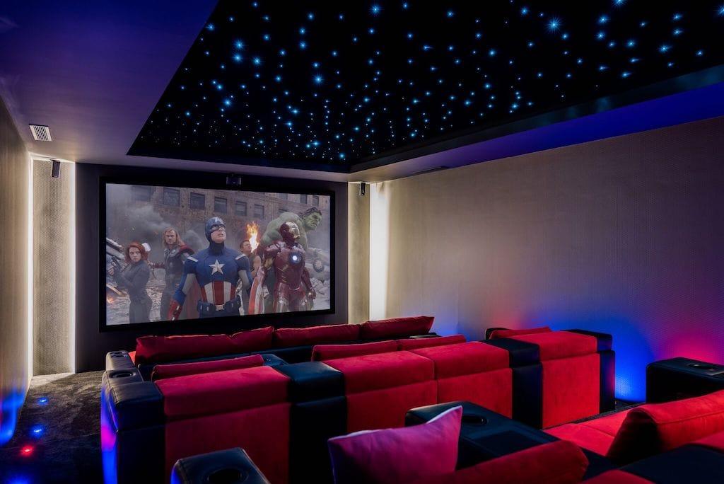 Villa Mozart - Home Cinema